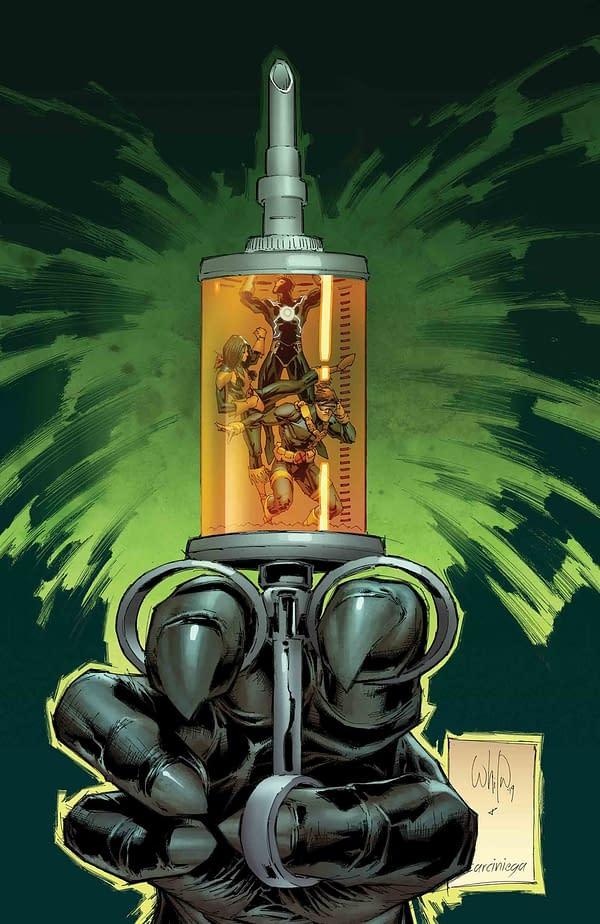 Salvador Larroca Returns to Uncanny X-Men in June… Who Will Color?