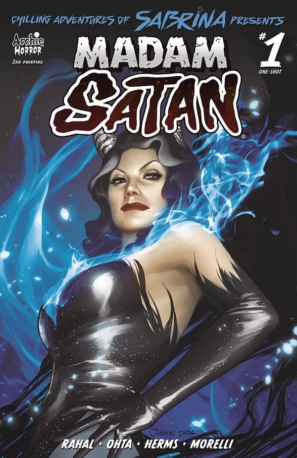 Does One Archie Sellout Signal Another? Madam Satan & South Serpents