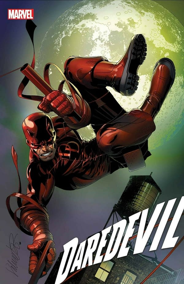 Copies of Today's Daredevil #25 Selling For Over $100