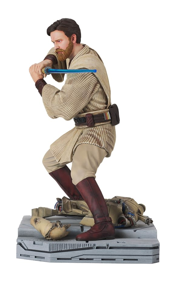 New Star Wars Gentle Giant Statues Coming with Boba, Obi-Wan, and More
