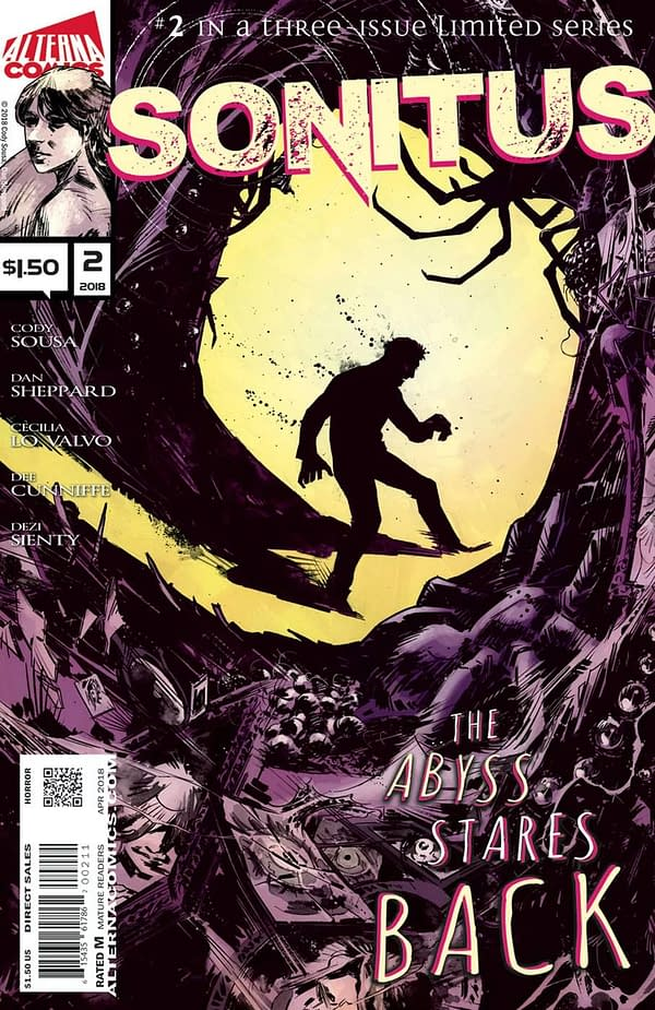 Fear Diaries and FUBAR All-Stars Take the Stage: Alterna Comics April 2018 Solicits