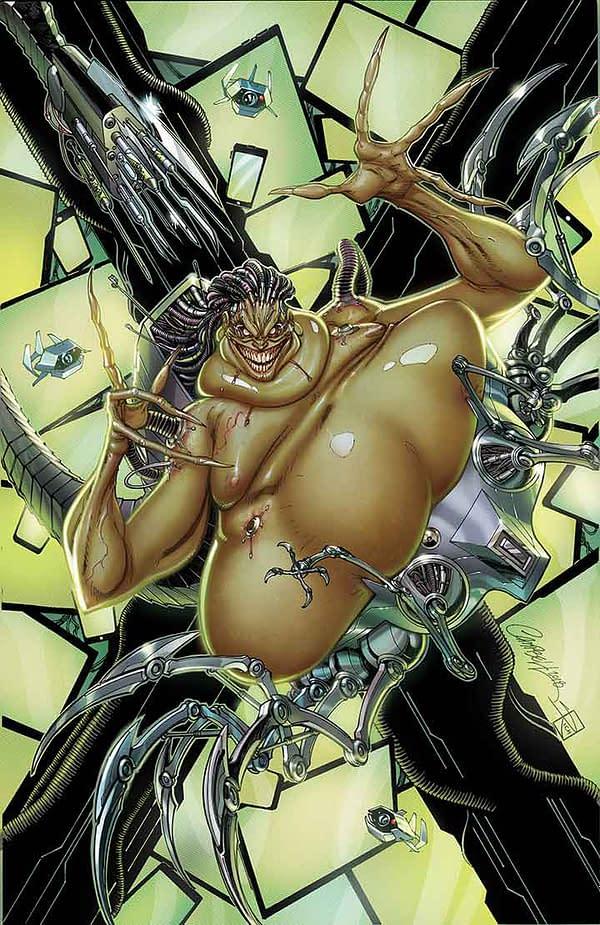 Marvel Teases an Important New Mutant Debut for X-Men Black: Mojo
