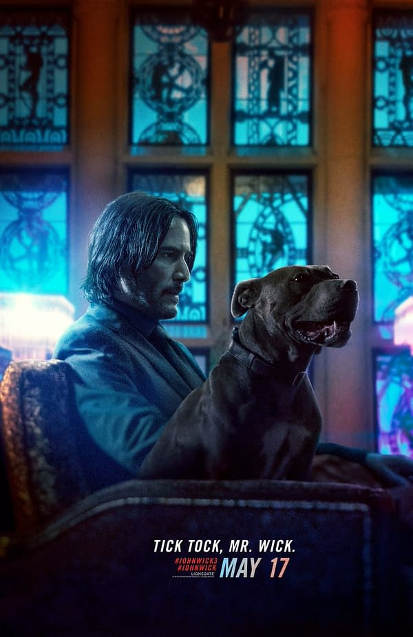 Meet a new Canine Pal in Clip from 'John Wick: Chapter 3- Parabellum'