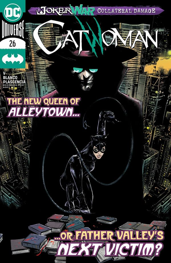 Catwoman #26 Review: Back To Basics