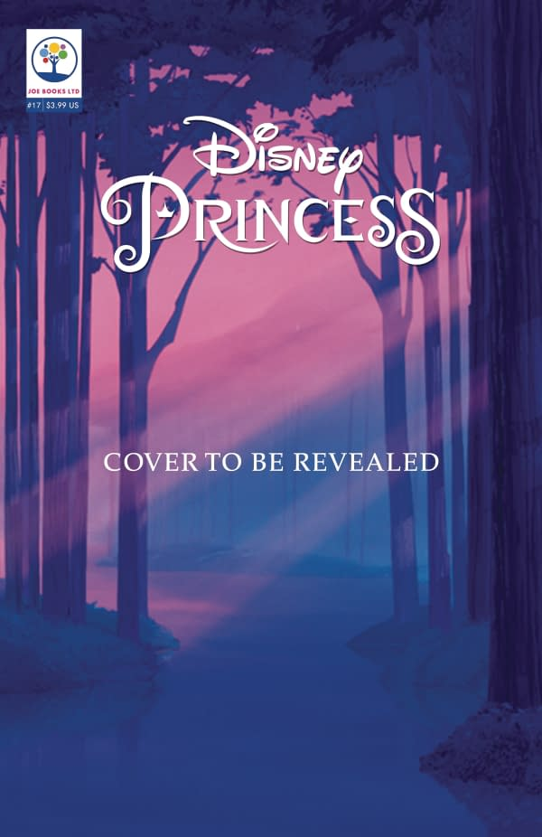 Disney Princess And Launch of Riftworld Legends: Joe Books February 2018 Solicits