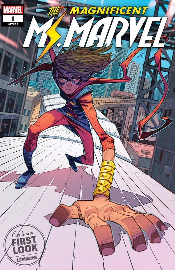 G Willow Wilson Leaves, Saladin Ahmed and Minkyu Jung Launch the Magnificent Ms Marvel