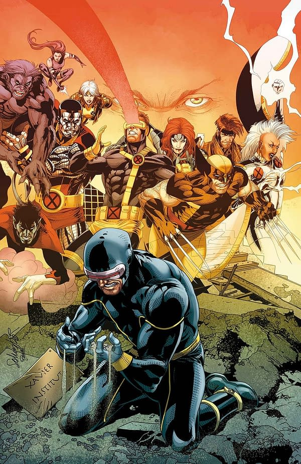 Matthew Rosenberg Returns to Twitter with an Important Message About Uncanny X-Men Then Quits Again