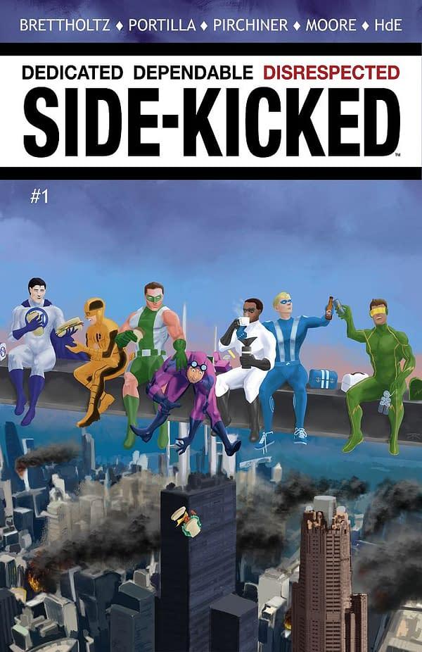 Side-Kicked Gets Side-Kickstartered One More Time