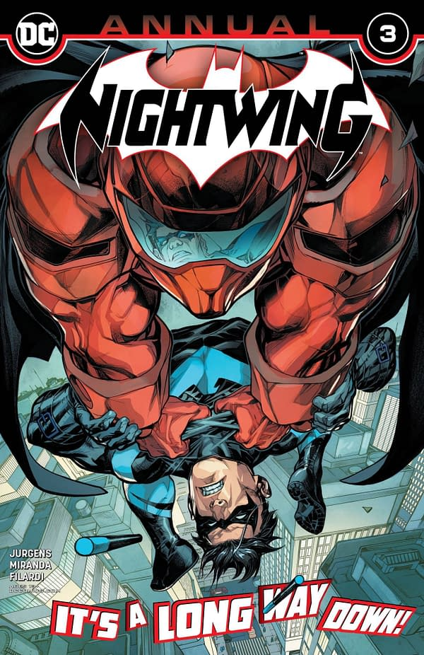 Nightwing Annual #3 Cover