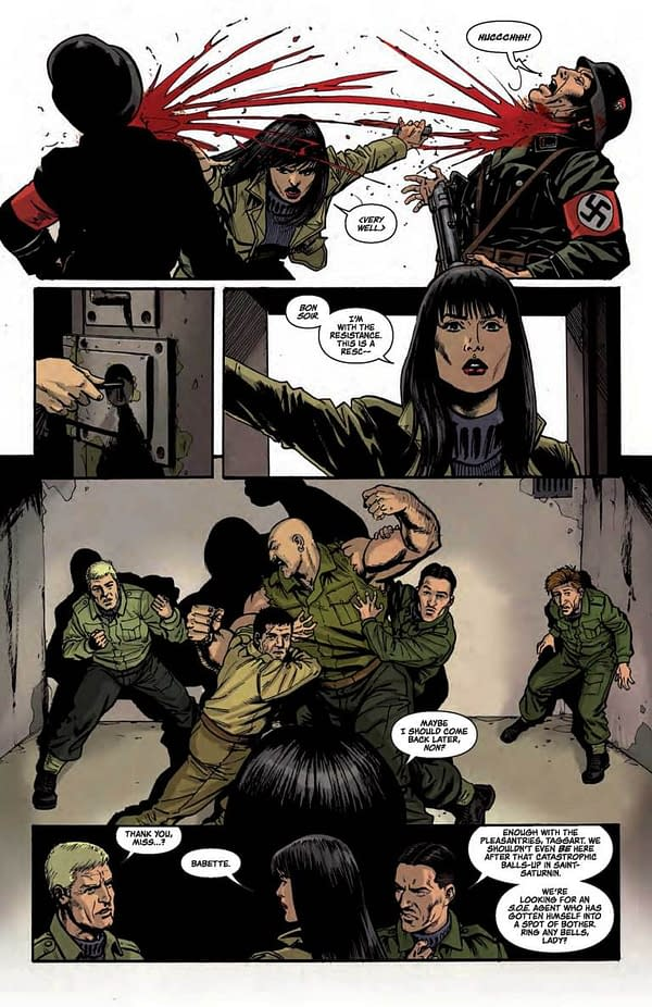 Rebellion Battle Of Britain Garth Ennis