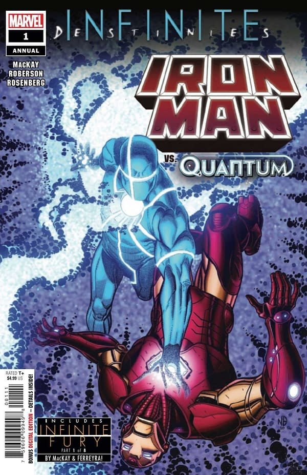 Iron Man Annual #1 Review