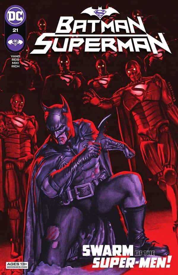 Batman/Superman #21 Review: No Idea How To Lead