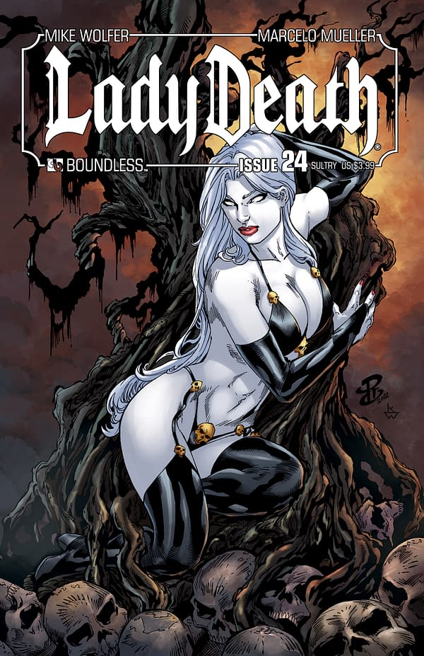 Boundless Plug of the Week: LADY DEATH #24
