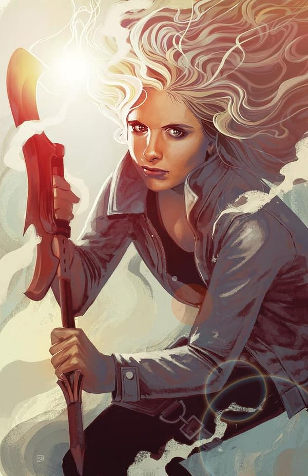 Joss Whedon Says Fox is Pulling the Buffy the Vampire Slayer License from Dark Horse