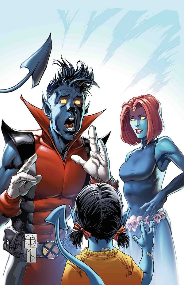 The Amazing Nightcrawler Becomes a Father (and a Criminal) in May