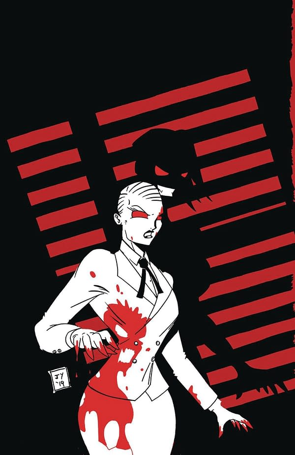 Devil#s Due Follow With A Bernie Saunders Comic in July 2019 Solicitations