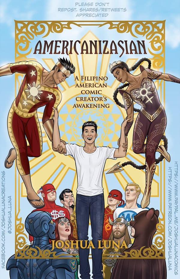 Joshua Luna Blasts Image Comics for Anti-POC Double Standards