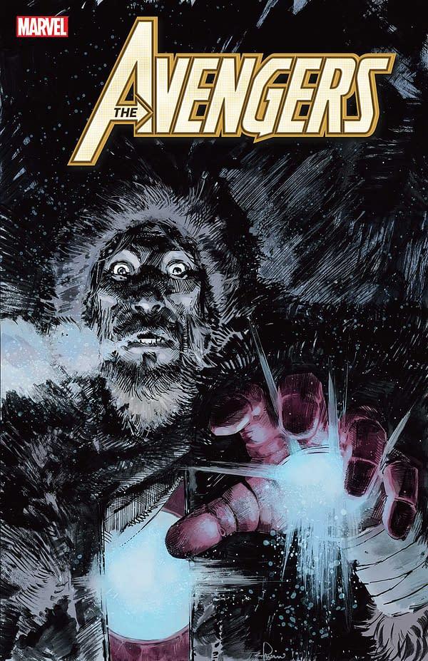 Gerardo Zaffino Joined by Geraldo Borges, Szymon Kudranski, Oscar Bazaldua, Robert Gill and Mattia De Iulis on Avengers #31