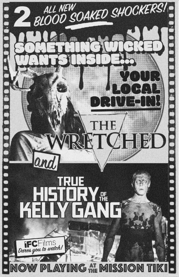 The Wretched will play at select drive-ins on May 1st. Credit: IFC Midnight