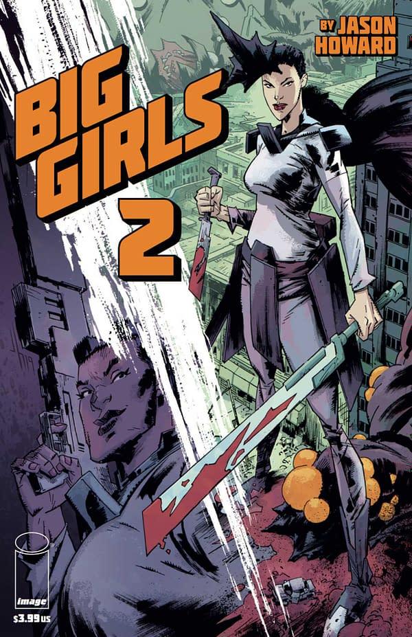 Big Girls #2 Review: A Superlative Sci-Fi Accomplishment