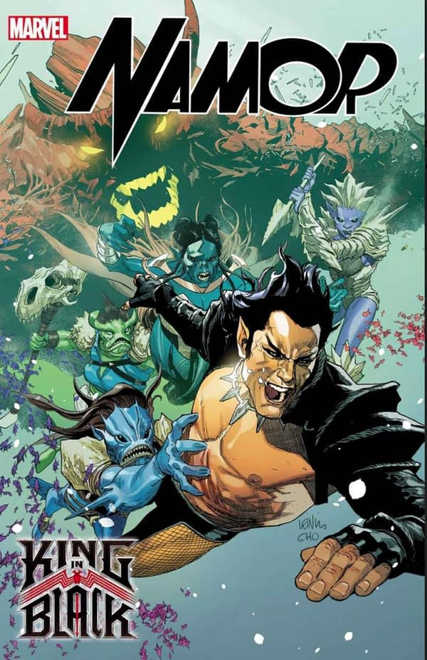Black Cat, Hulk, Doctor Doom/Iron Man, Namor Get King In Black Comics