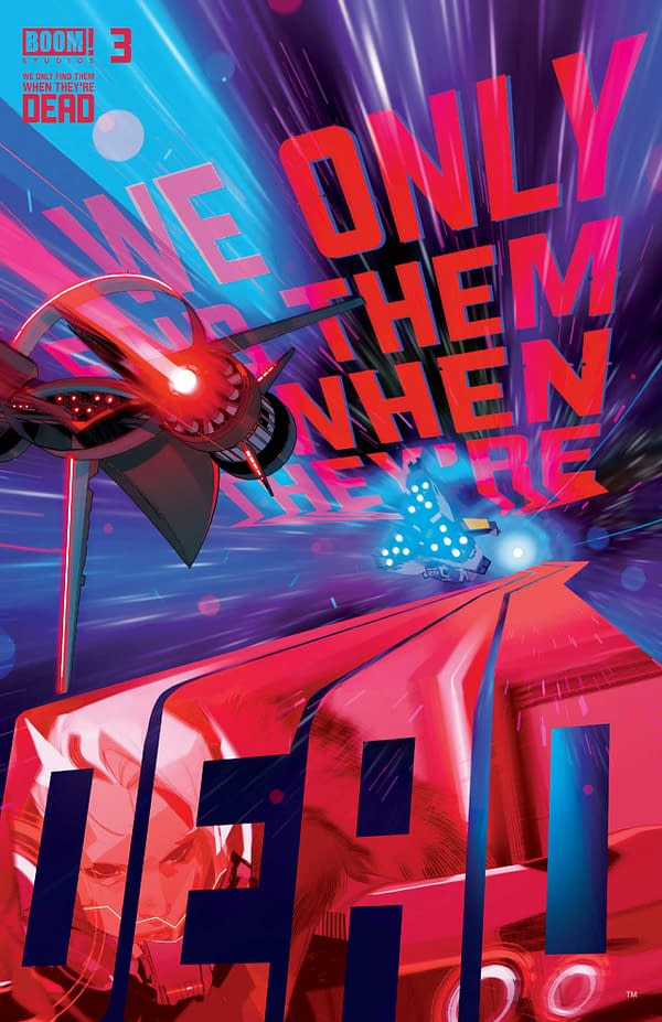We Only Find Them When They're Dead #3 Review: Into The Unknown