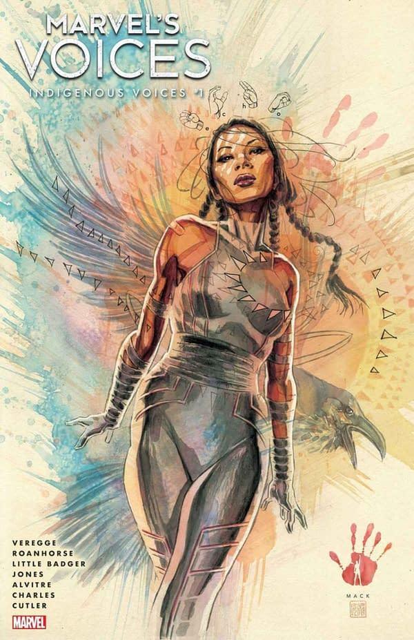VariantWatch: David Mack Draws Elektra Daredevil #25 For The UK