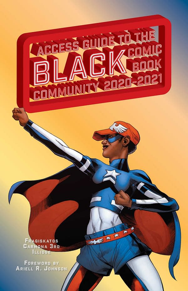 Access Guide to the Black Comic Book Community 2020-2021 Review