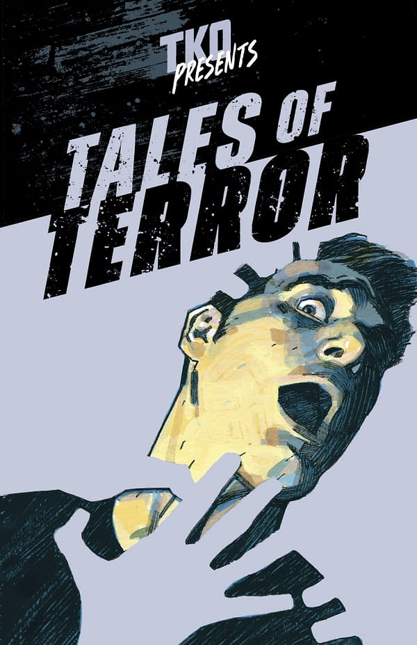 TKO Studios Presents: Tales of Terror Anthology in Time for Halloween