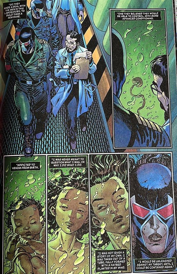 The Origin Of Bane's Daughter, Vengeance, Revealed In Joker #8 (Spoilers)