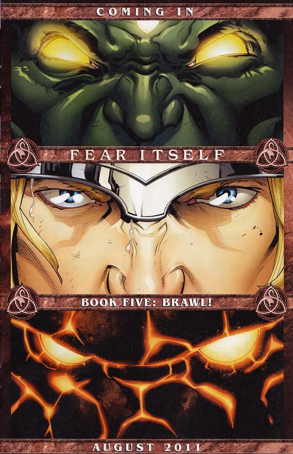 Will Fear Itself #5 Bring The Biggest Marvel Comics Brawl Ever?