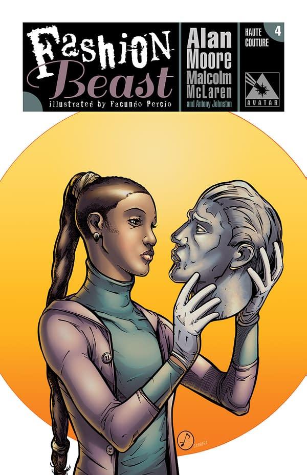 Avatar Plug of the Week – Alan Moore's FASHION BEAST #4