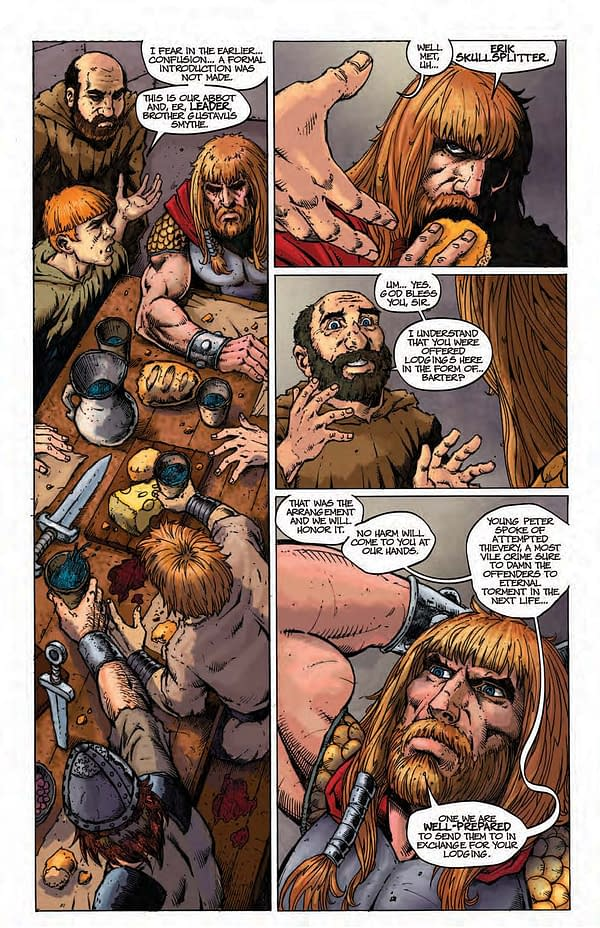 Love Stories (to Die For) -- Bloodlust -- Page 3