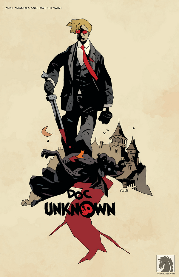 """My Favorite Kind of Pulp Adventurer"": An Interview With Doc Unknown's Fabian Rangel, Jr."