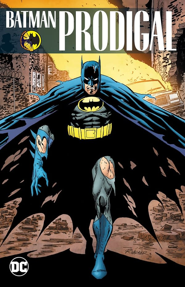 DC Comics is Adding Robin #0 to the Batman Prodigal Collection Now