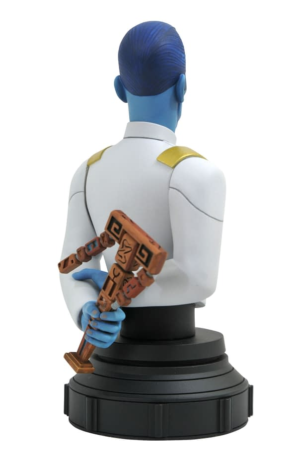 New Star Wars Clone Wars and Rebels Statues Arrive From Gentle Giant