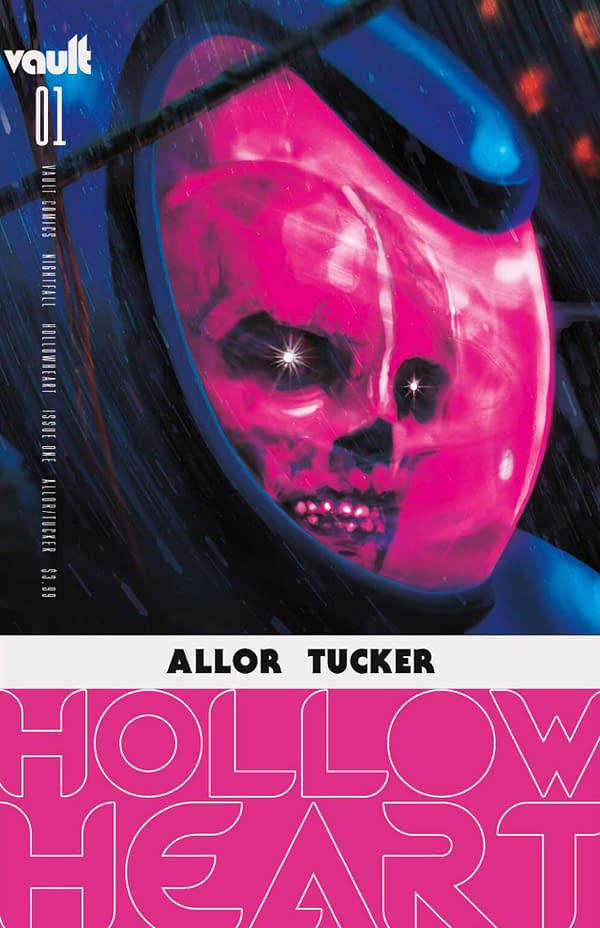 Hollow Heart #1 Review: Messed Up