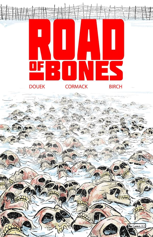 Escape from the Gulag in Road of Bones, a New Horror Series from Rich Douek and Alex Cormack