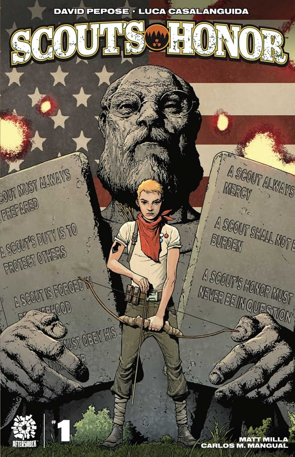 Scout's Honor #1 Review: The Power (And Danger) Of Myth