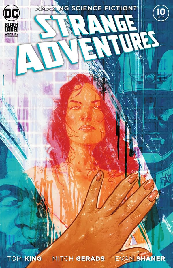 Strange Adventures #10 Review: Let's Make A Deal