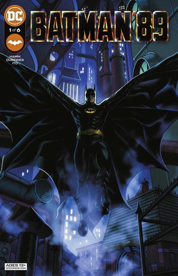 Batman 89 #1 Review: Pitch Perfect