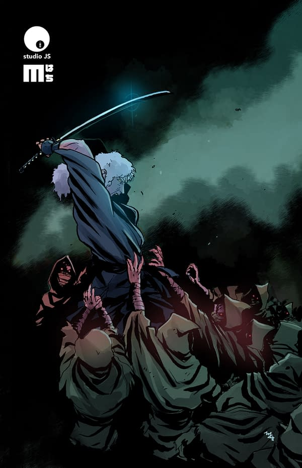 Ninja Scroll Doesn't Have a Sequel. So I Made One, Kind Of