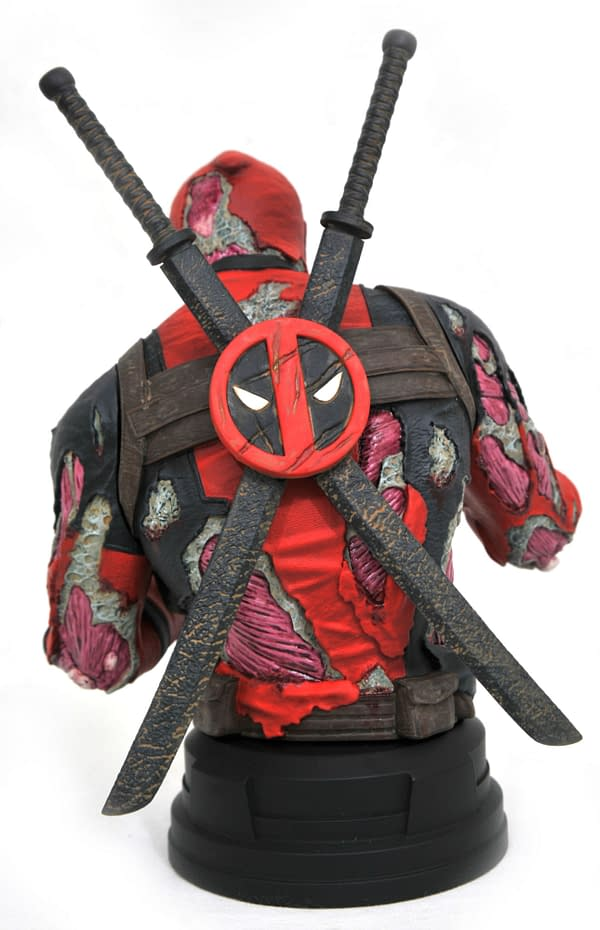 Marvel Zombies Deadpool SDCC 2020 Exclusives Statue