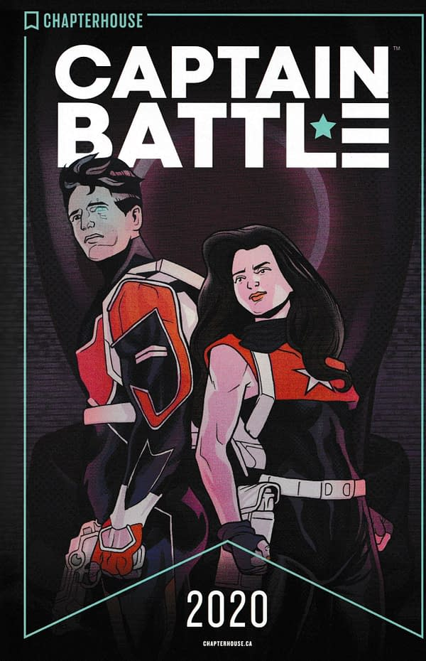 Chapterhouse Has Captain Battle and Canuck Beyond Coming.