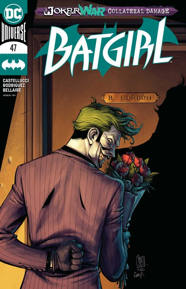 Batgirl #47 Review: Rooted In Trauma