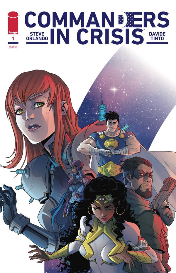 Commanders In Crisis #1 Review: Bold, Jam-Packed Debut