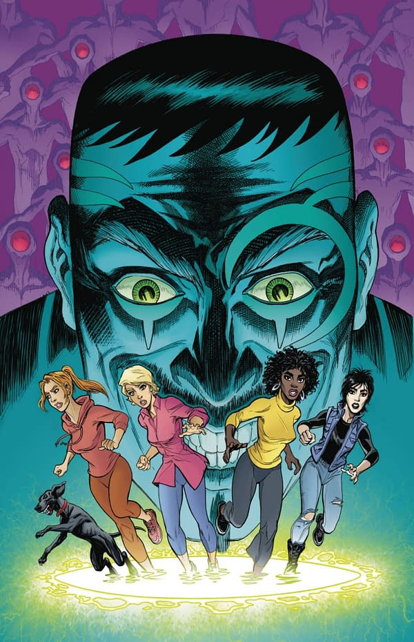 Silver City Launches, Babyteeth Returns - Aftershock May 2021 Solicits