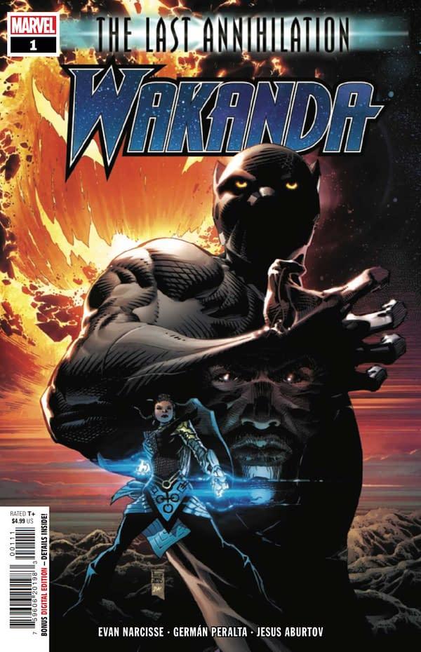 The Last Annihilation: Wakanda #1 Review: It's Great