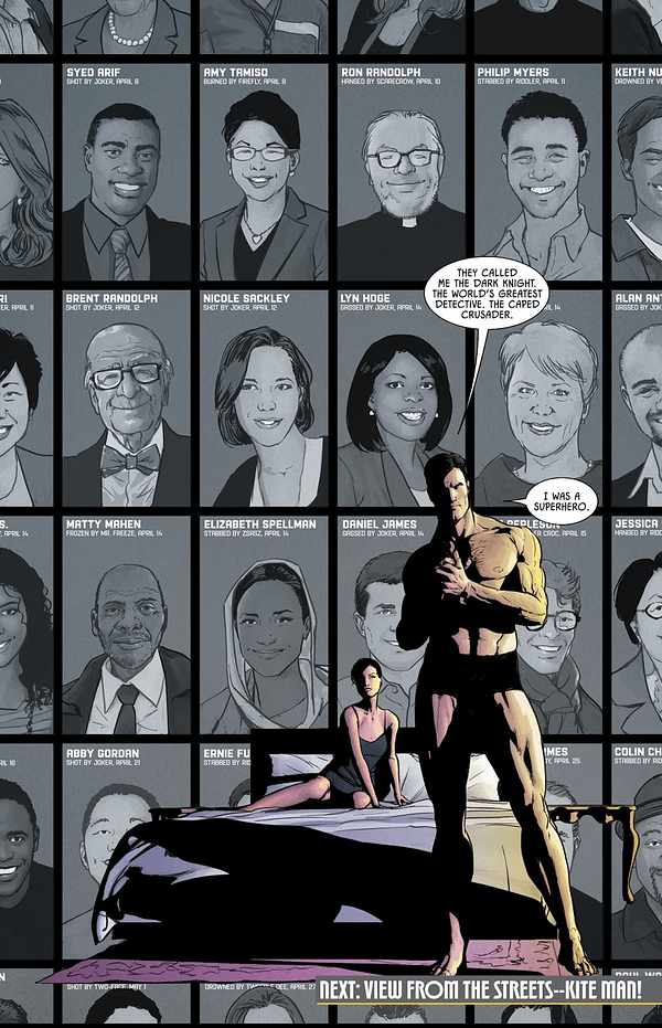 Catwoman's Answer To Batman's Proposal In Batman #32, Revealed [MAJOR SPOILERS]