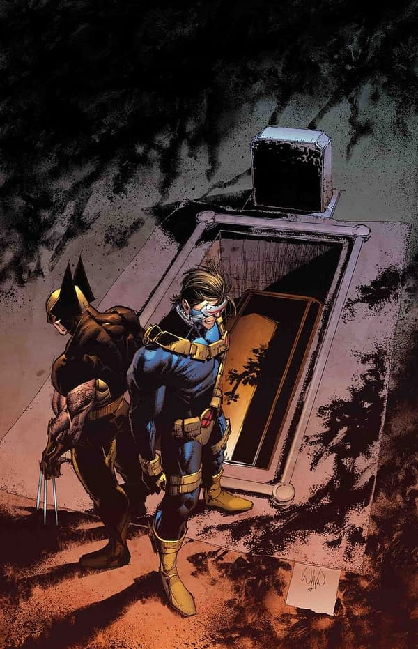 Will Marvel Kill Another Mutant in May's Uncanny X-Men? Plus: Where's Salvador Larroca?